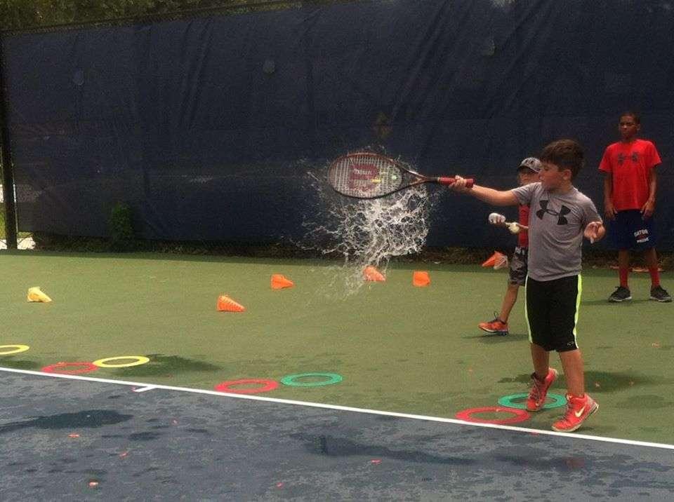 South Houston Tennis Academy - health  | Photo 10 of 10 | Address: 411 Tallowood Dr, El Lago, TX 77586, USA | Phone: (832) 741-6438