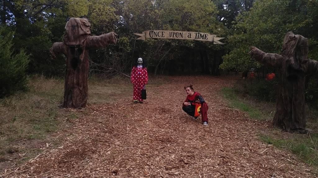 Storybook Forest - park    Photo 5 of 10   Address: 7200 E 15th St, Edmond, OK 73013, USA   Phone: (405) 216-7471