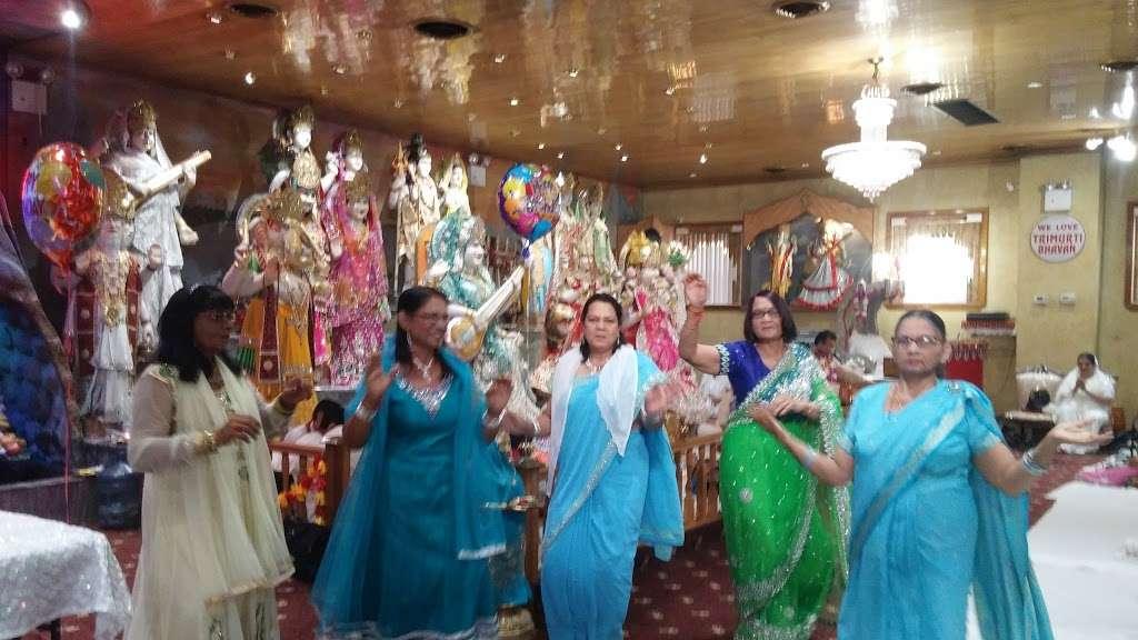 Trimurti mandir hindu temple - church    Photo 2 of 2   Address: 101-18 97th Ave, Ozone Park, NY 11416, USA