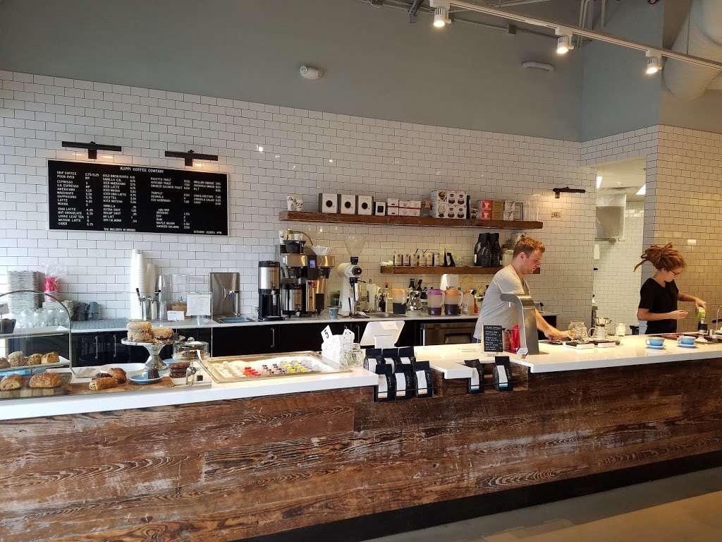 Kuppi Coffee Company - cafe  | Photo 10 of 10 | Address: 725 River Rd, Edgewater, NJ 07020, USA