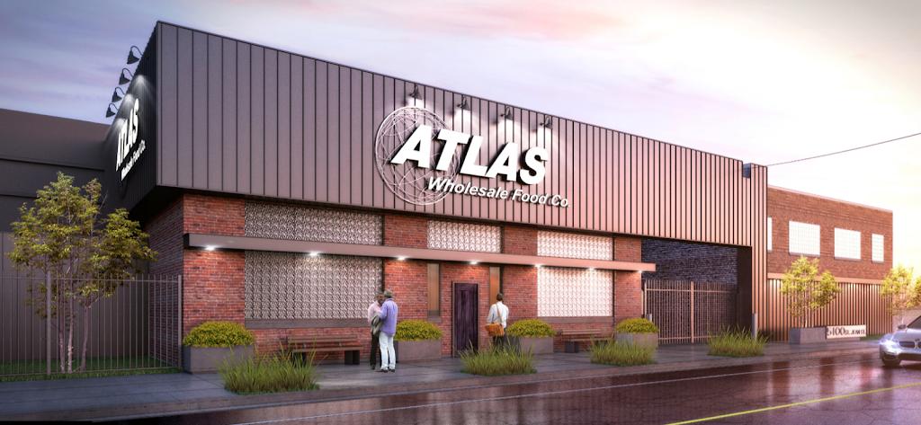 Atlas Wholesale Food Co - store  | Photo 1 of 4 | Address: 5100 St Jean, Detroit, MI 48213, USA | Phone: (313) 921-1251