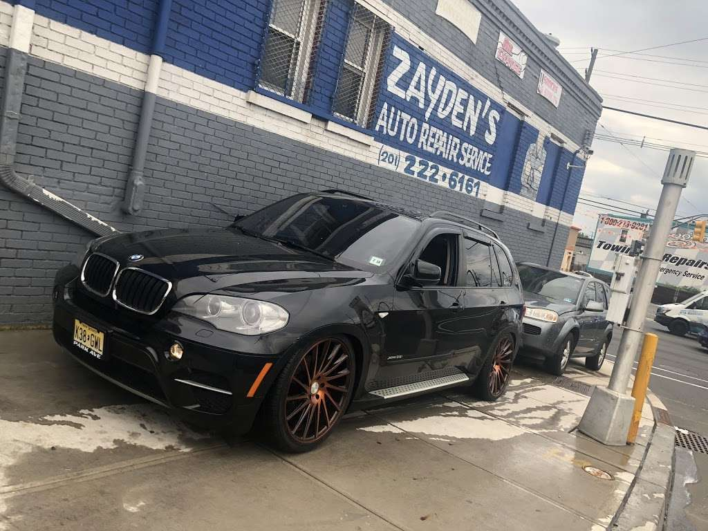 Zayden's Auto Repair Services - car repair  | Photo 1 of 3 | Address: 458 Tonnele Ave, Jersey City, NJ 07307, USA | Phone: (201) 222-6161