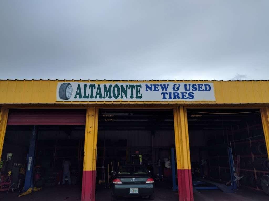 Altamonte New & Used Tires - car repair  | Photo 3 of 10 | Address: 1203 E Altamonte Dr, Altamonte Springs, FL 32701, USA | Phone: (407) 834-0638