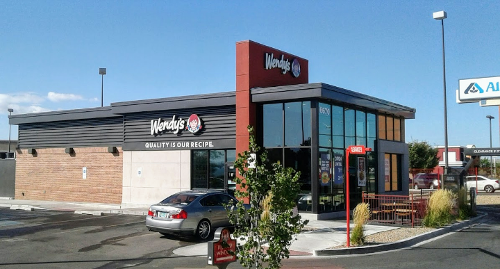 Wendys - restaurant  | Photo 1 of 8 | Address: 6600 Central Ave SW, Albuquerque, NM 87121, USA | Phone: (505) 352-0909