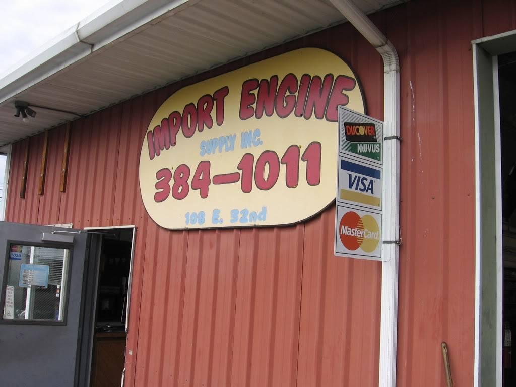 Import Engine Supply - car repair  | Photo 6 of 9 | Address: 108 E 32nd St, Boise, ID 83714, USA | Phone: (208) 384-1011