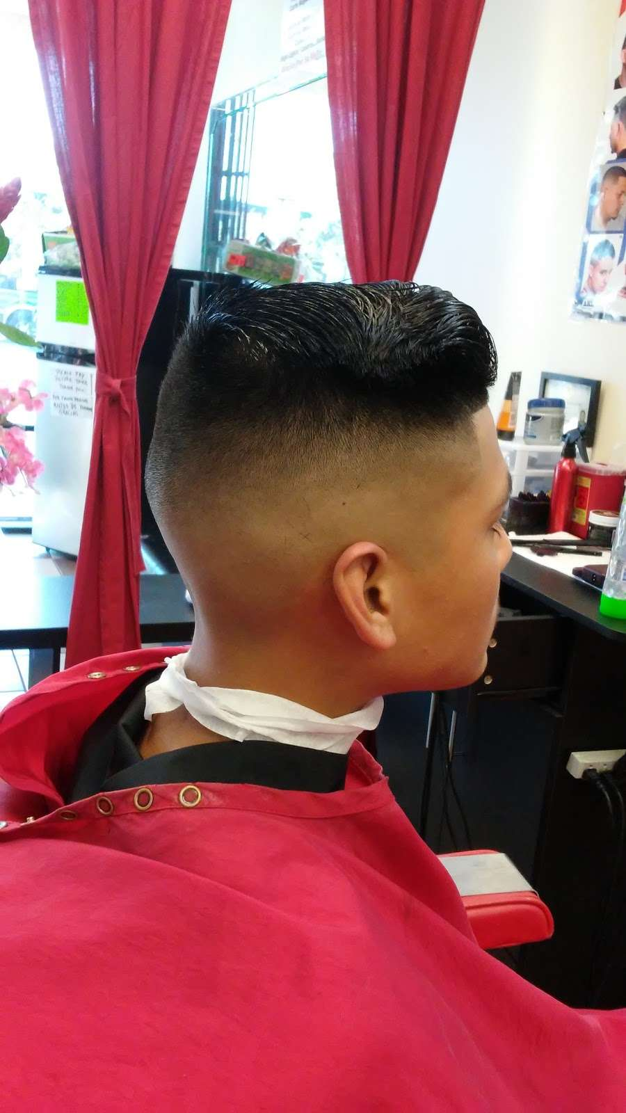 new style salon and barbershop - hair care  | Photo 5 of 10 | Address: 917 Greens Rd, Houston, TX 77060, USA | Phone: (281) 873-2121
