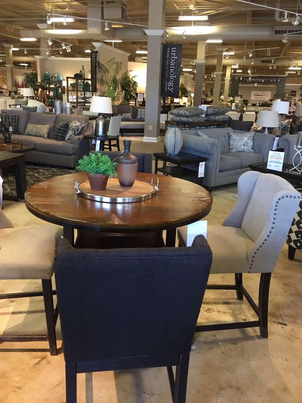 ashley homestore furniture store photo 1 of 10 address 6610 baltimore national photo by mic g show full size ashley homestore furniture