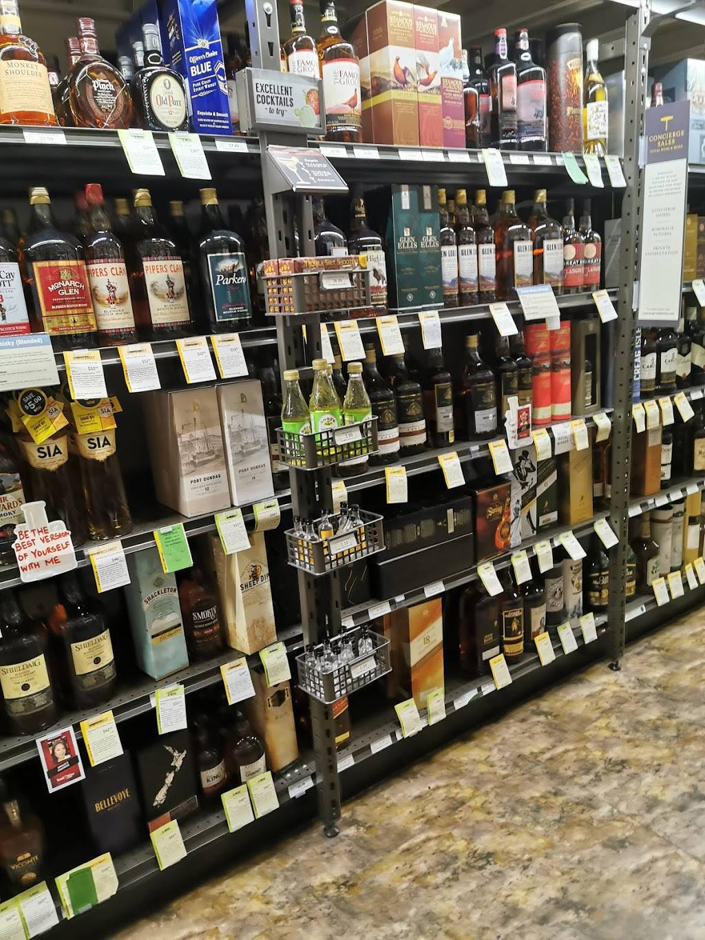 Total Wine & More - store  | Photo 6 of 9 | Address: Towne Center, 7400 Carson Blvd, Long Beach, CA 90808, USA | Phone: (562) 420-2018