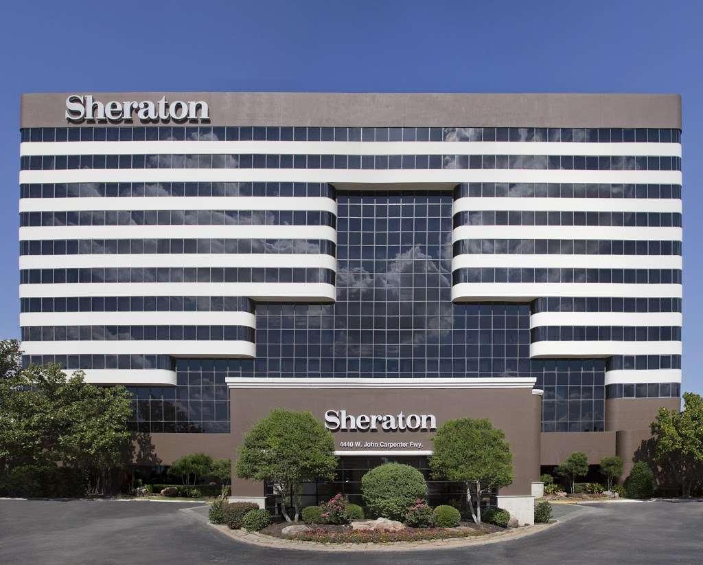 Sheraton DFW Airport Hotel - lodging  | Photo 1 of 10 | Address: 4440 W John Carpenter Fwy, Irving, TX 75063, USA | Phone: (972) 929-8400