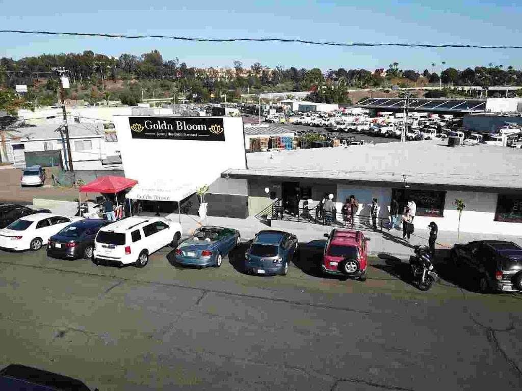 Goldn Bloom Dispensary - health  | Photo 4 of 10 | Address: 3385 Sunrise St, San Diego, CA 92102, USA | Phone: (619) 955-5540