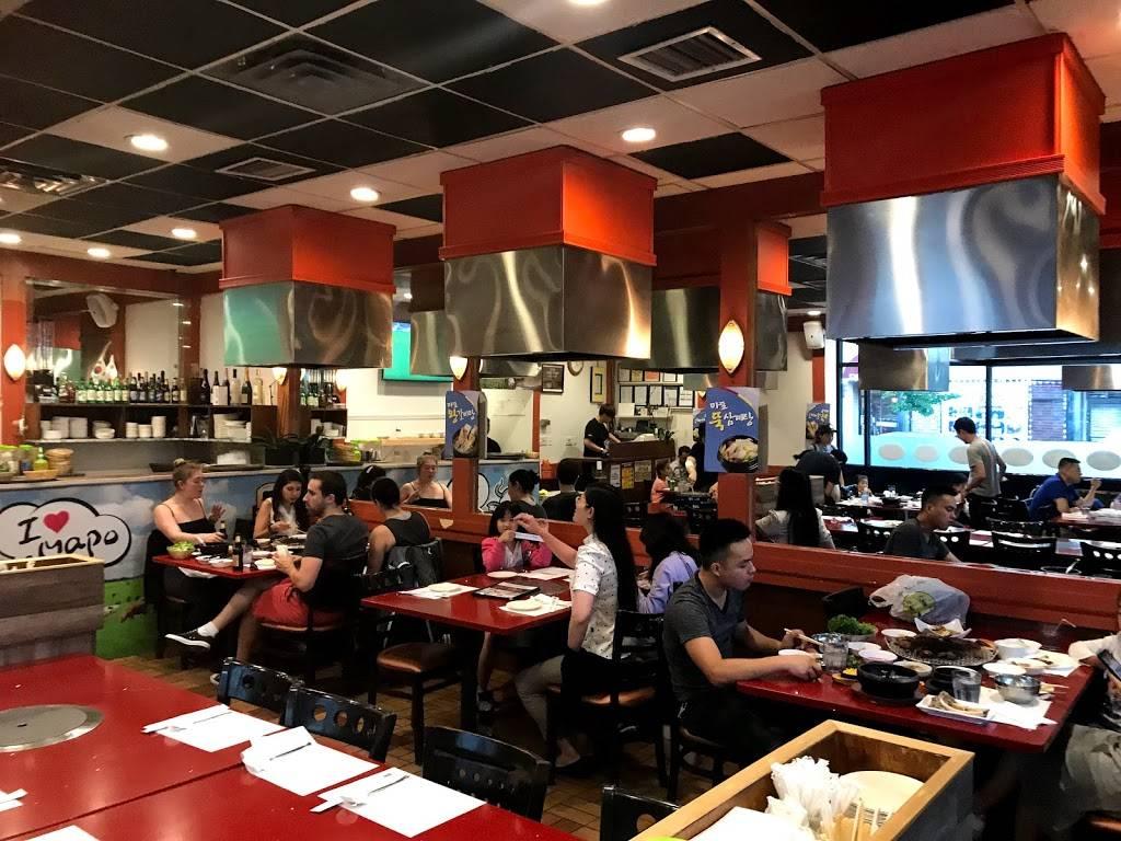 Mapo | Korean BBQ Flushing | Korean Restaurant | 마포 숯불갈비 플러싱 맛집 - restaurant  | Photo 3 of 5 | Address: 149-24 41st Ave, Queens, NY 11355, USA | Phone: (718) 886-8292