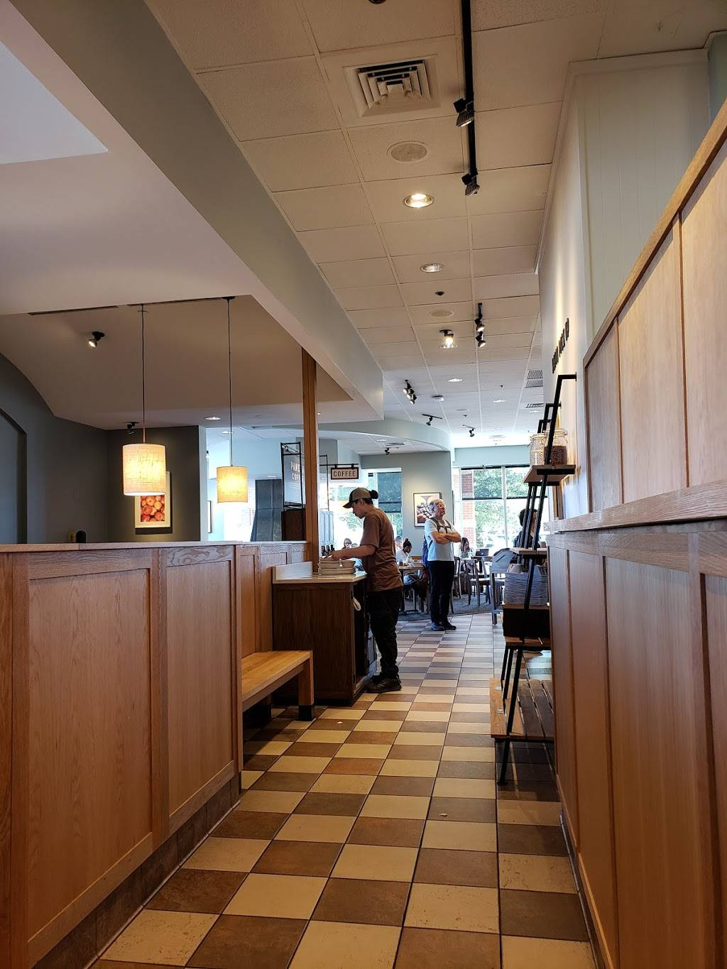 Panera Bread - cafe  | Photo 1 of 8 | Address: 12285 Tech Rd, Silver Spring, MD 20904, USA | Phone: (301) 680-7940