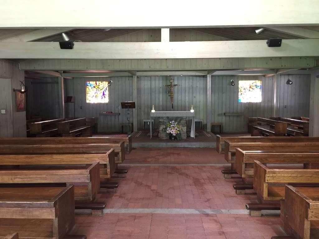 Saint Andrews Abbey - church  | Photo 2 of 10 | Address: 31001 N Valyermo Rd, Valyermo, CA 93563, USA | Phone: (661) 944-2178