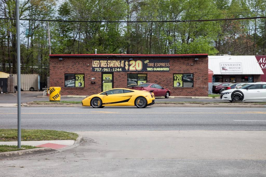 Used Tire Express - car repair  | Photo 3 of 10 | Address: 1788 Virginia Beach Blvd, Virginia Beach, VA 23454, USA | Phone: (757) 961-1244