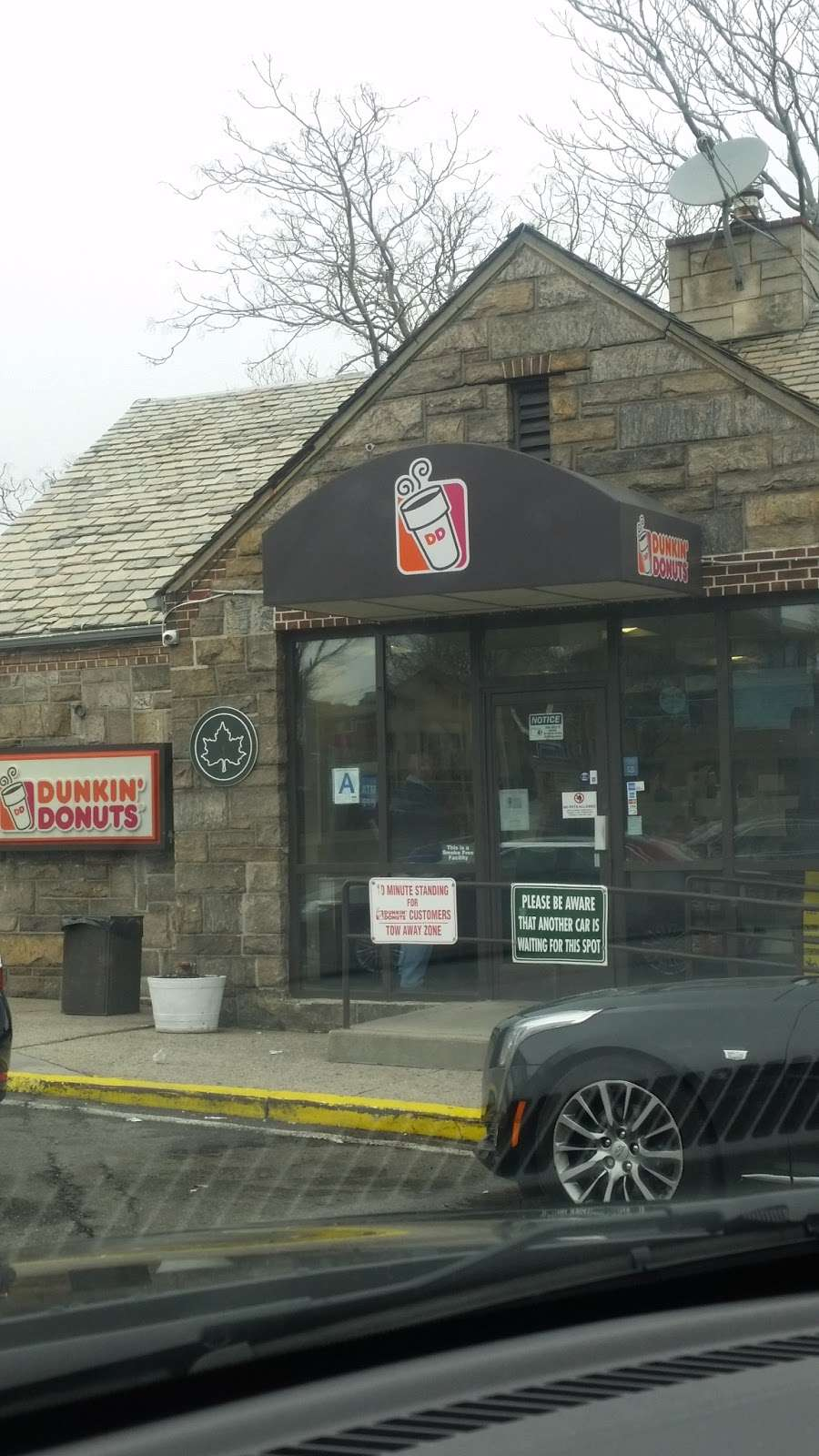 Dunkin Donuts - cafe  | Photo 7 of 10 | Address: Gulf Gas Station, 10801 Grand Central Pkwy, East Elmhurst, NY 11369, USA | Phone: (718) 478-1926