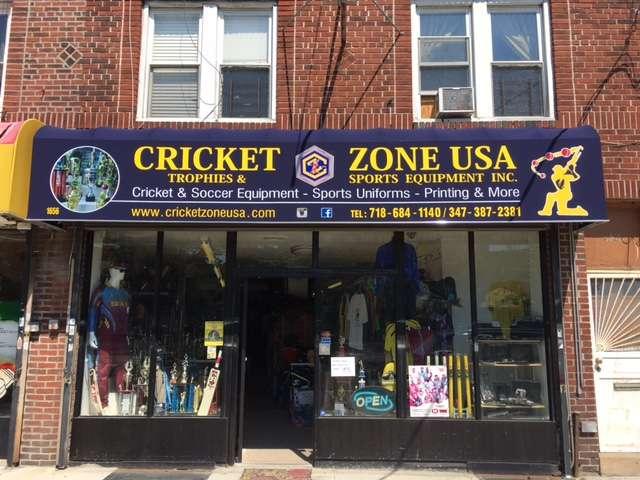 Cricket Zone Trophy World - store  | Photo 3 of 7 | Address: 1656 Castle Hill Ave, Bronx, NY 10462, USA | Phone: (718) 684-1140