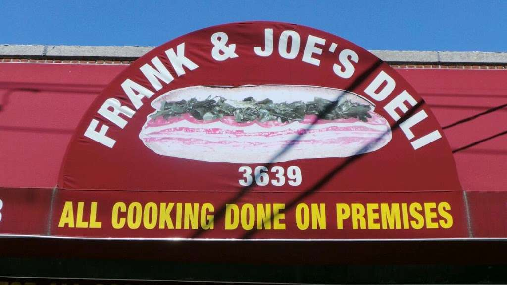 Frank Joes Deli-Throggs Neck - store  | Photo 3 of 3 | Address: 3639 E Tremont Ave, Bronx, NY 10465, USA | Phone: (718) 828-2858