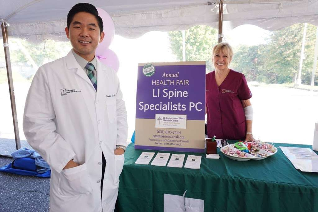 Long Island Spine Specialists, PC; Dr. Daniel E. Choi, M.D. - doctor  | Photo 2 of 5 | Address: 763 Larkfield Rd #201, Commack, NY 11725, USA | Phone: (631) 462-2225