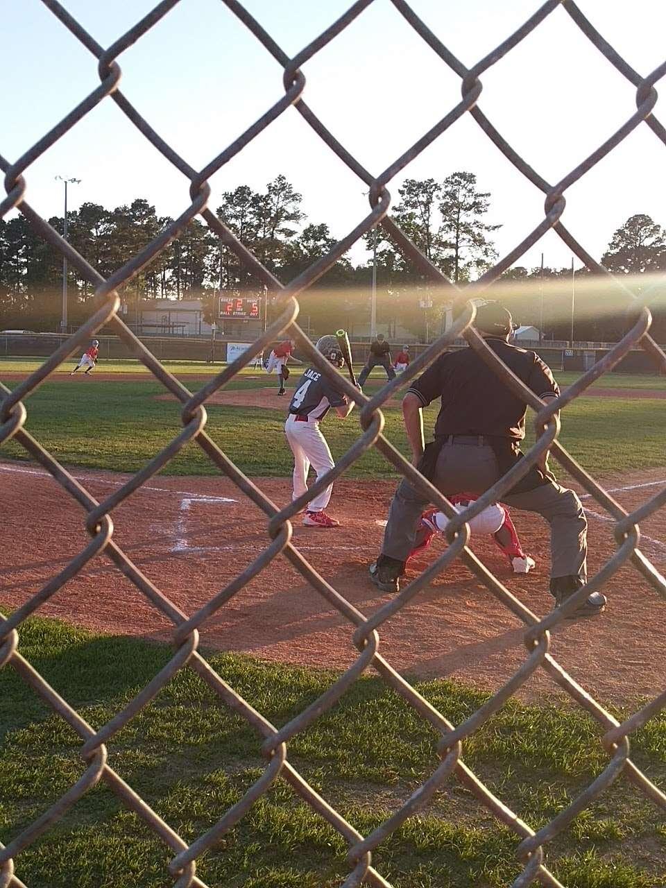 Rothwood Park Baseball - park    Photo 1 of 10   Address: 22430 Rothwood Rd, Spring, TX 77389, USA