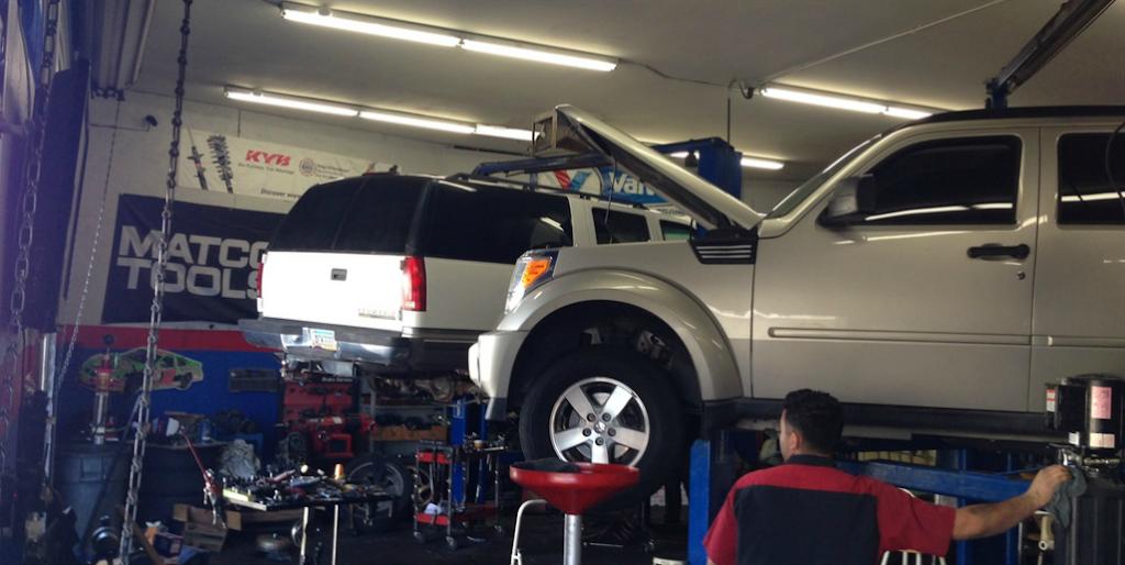 Honn Auto Repair Shop - car repair  | Photo 5 of 7 | Address: 2651, 431 S Stapley Dr # 7, Mesa, AZ 85204, USA | Phone: (480) 649-7009