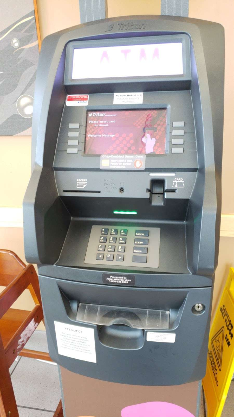 ATM - atm  | Photo 1 of 1 | Address: 175 NJ-4, Paramus, NJ 07652, USA