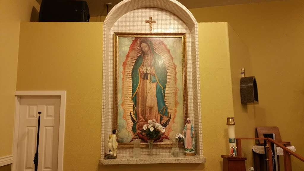 Saint Williams Catholic Church - church    Photo 1 of 9   Address: 11025 W 3rd St, Cashion, AZ 85329, USA   Phone: (623) 936-6115