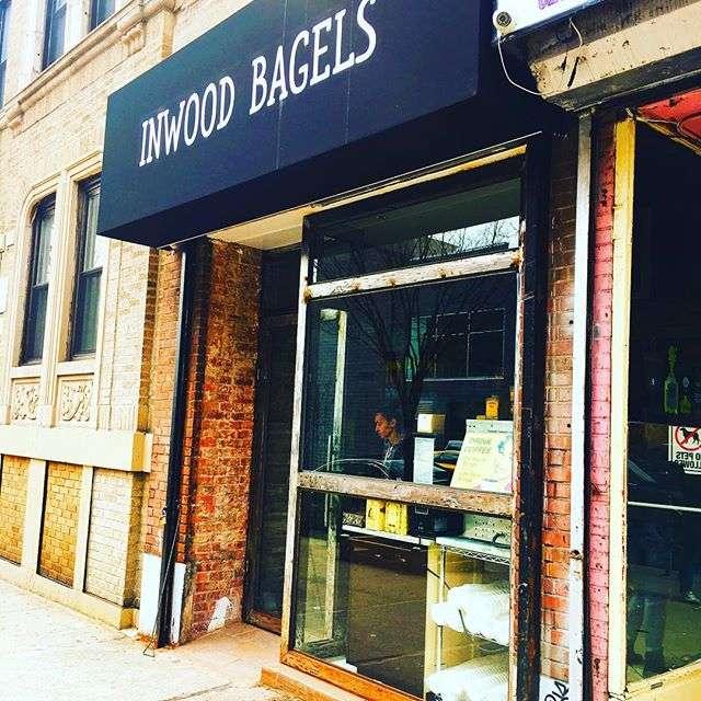 Inwood Bagels - bakery  | Photo 6 of 9 | Address: 628 W 207th St, New York, NY 10034, USA | Phone: (212) 569-7770