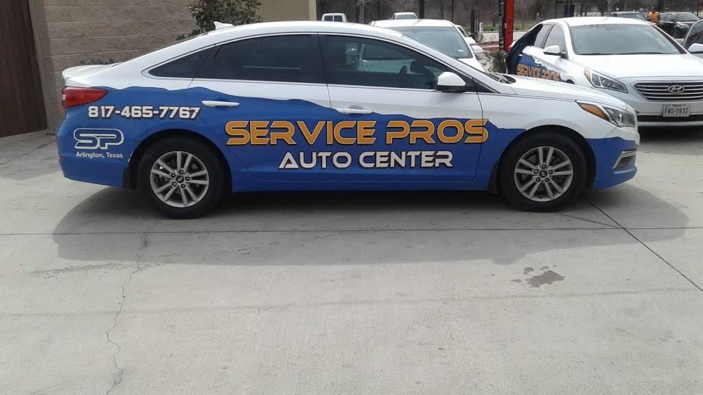 Service Pros - car repair  | Photo 5 of 8 | Address: 5611 S Cooper St, Arlington, TX 76017, USA | Phone: (817) 465-7767