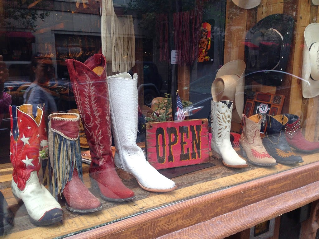 Space Cowboy Boots, NYC - shoe store  | Photo 6 of 10 | Address: 234 Mulberry St, New York, NY 10012, USA | Phone: (646) 559-4779