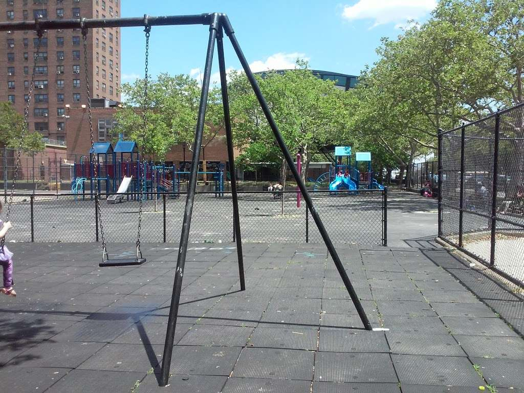 Randall Playground - park  | Photo 1 of 10 | Address: 2125 Randall Ave, Bronx, NY 10473, USA