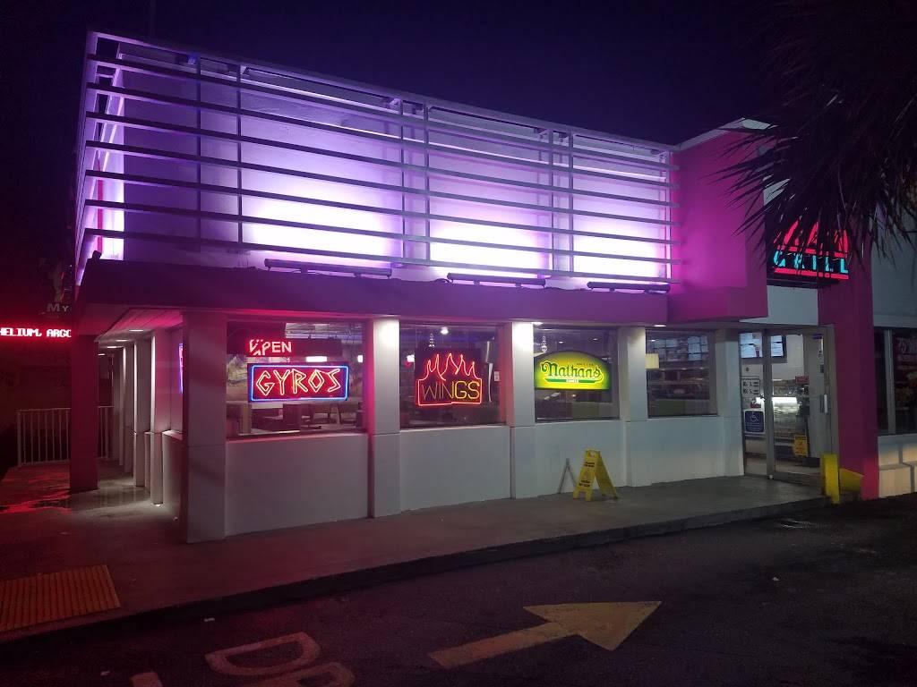Miami Grill - restaurant  | Photo 1 of 10 | Address: 600 NE 167th St, Miami, FL 33162, USA | Phone: (305) 944-3111
