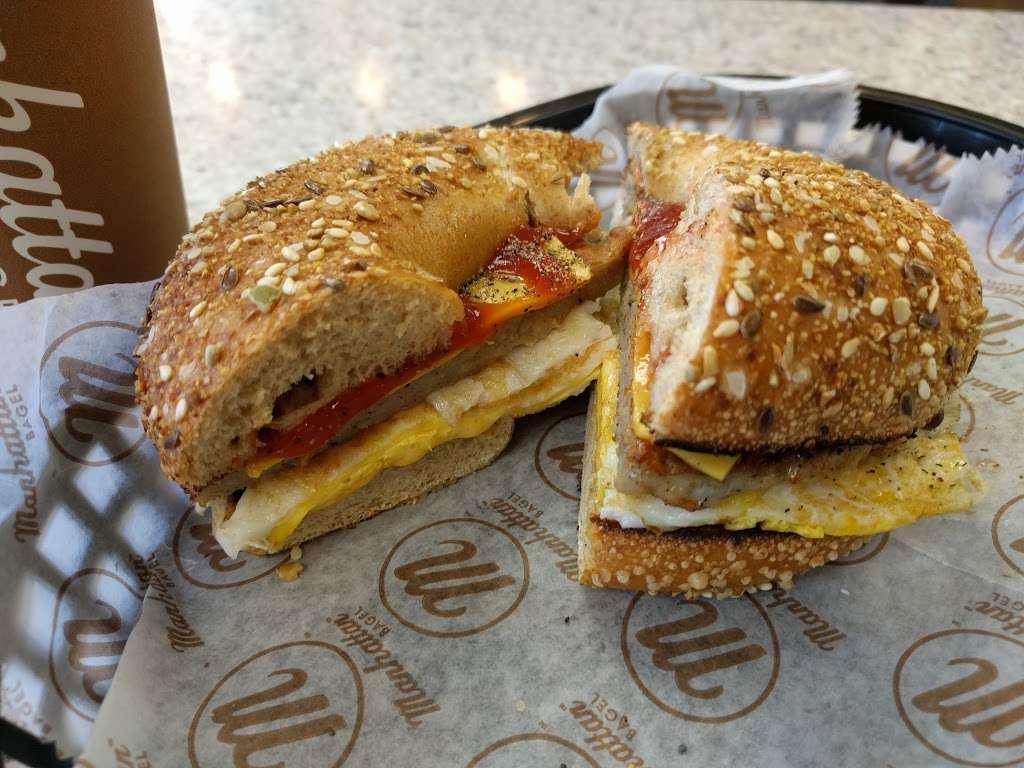 Manhattan Bagel - cafe  | Photo 7 of 10 | Address: 881 Main St, Sayreville, NJ 08872, USA | Phone: (732) 525-0696