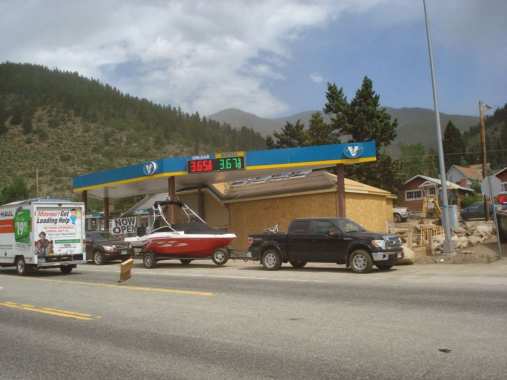 Valero Gas Station - gas station  | Photo 6 of 6 | Address: 83 Park Ave, Empire, CO 80438, USA | Phone: (800) 333-3560