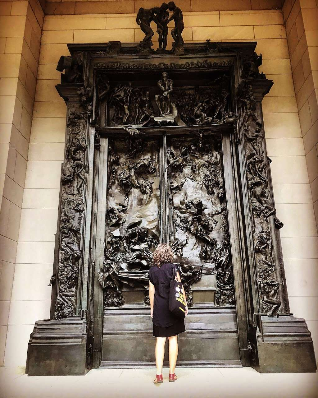 Rodin Museum - museum  | Photo 4 of 10 | Address: 2151 Benjamin Franklin Pkwy, Philadelphia, PA 19130, USA | Phone: (215) 763-8100
