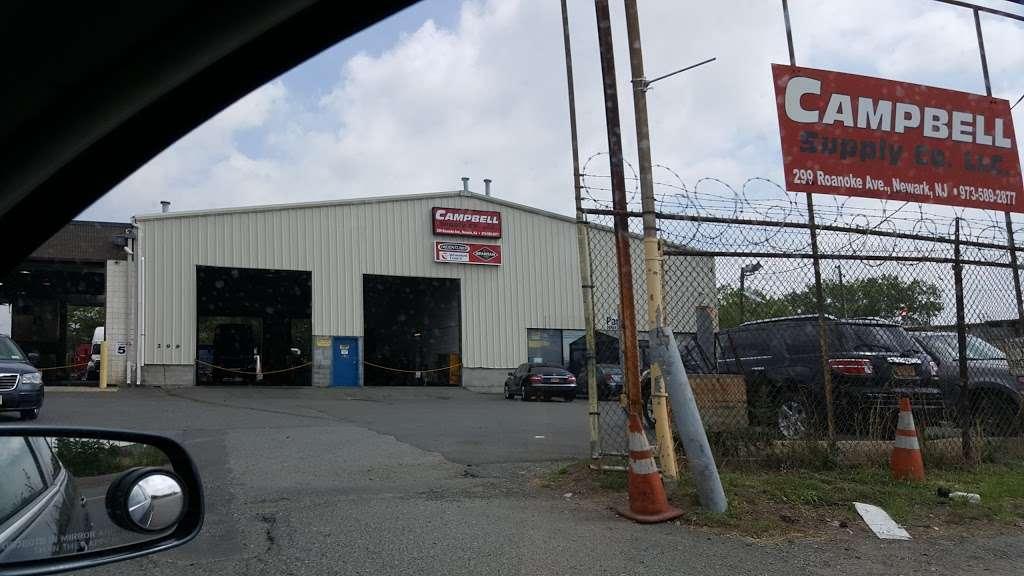 Campbell Supply Company of Port Newark - car repair  | Photo 5 of 10 | Address: 299 Roanoke Ave, Newark, NJ 07105, USA | Phone: (973) 589-2877