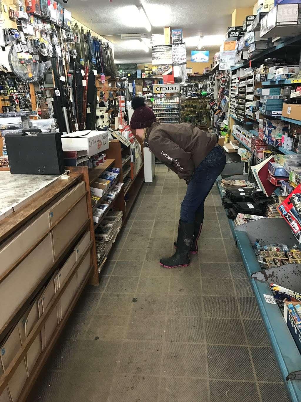 The Tackle Shop Sevenoaks - store  | Photo 5 of 10 | Address: 44 Seal Rd, Sevenoaks TN14 5AR, UK | Phone: 01732 454952