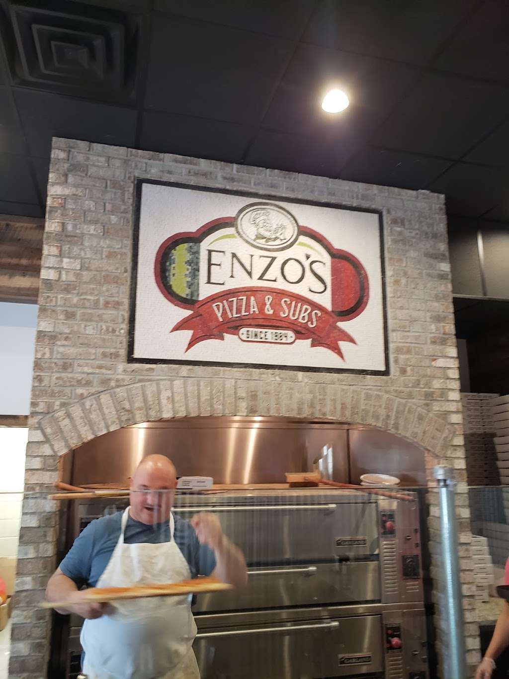 Enzos Pizza and Subs - meal takeaway    Photo 3 of 10   Address: 113 E Main St, Oceanport, NJ 07757, USA   Phone: (732) 542-5010