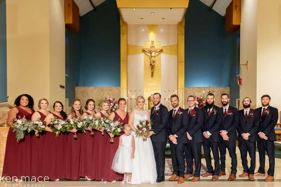 Notre Dame of Bethlehem Church - church  | Photo 4 of 10 | Address: 1861 Catasauqua Rd, Bethlehem, PA 18018, USA | Phone: (610) 866-4371