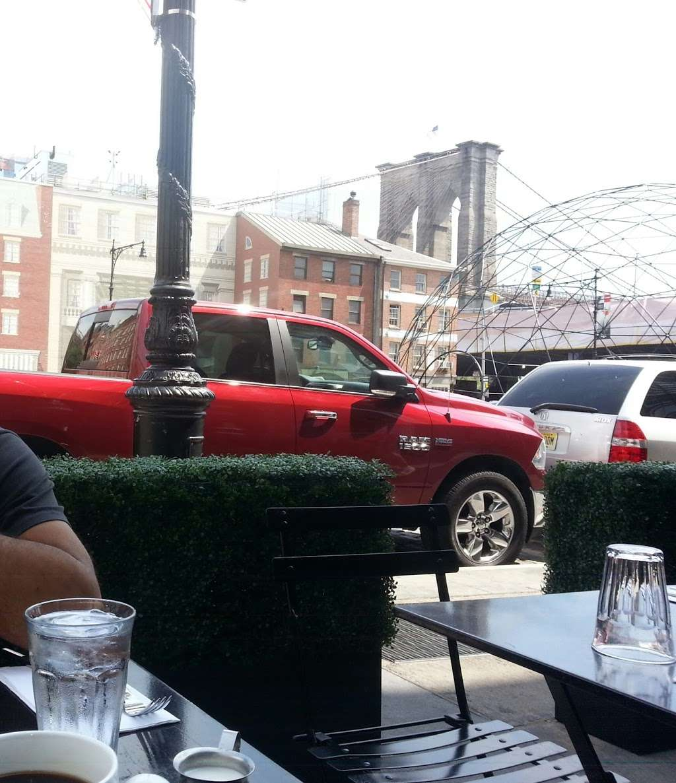 Vintage 61 - restaurant  | Photo 10 of 10 | Address: 233-235 Front St, New York, NY 10038, USA | Phone: (212) 346-9090