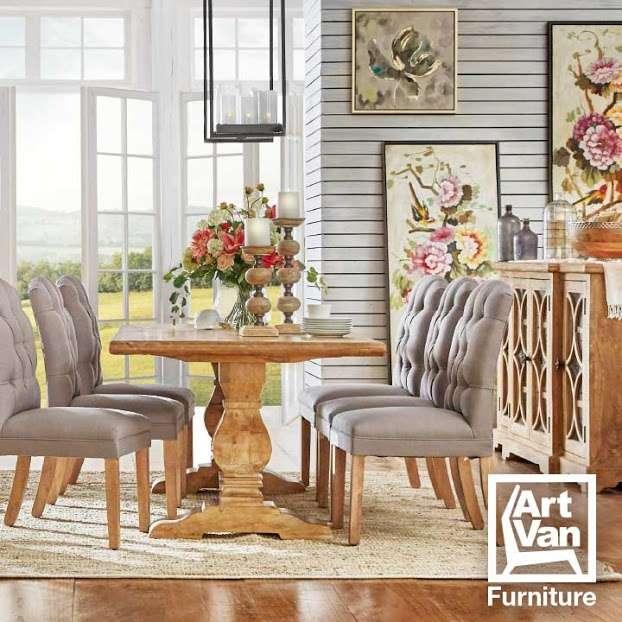 Art Van Furniture - furniture store    Photo 9 of 10   Address: 900 E Boughton Rd, Woodridge, IL 60517, USA   Phone: (630) 972-2499