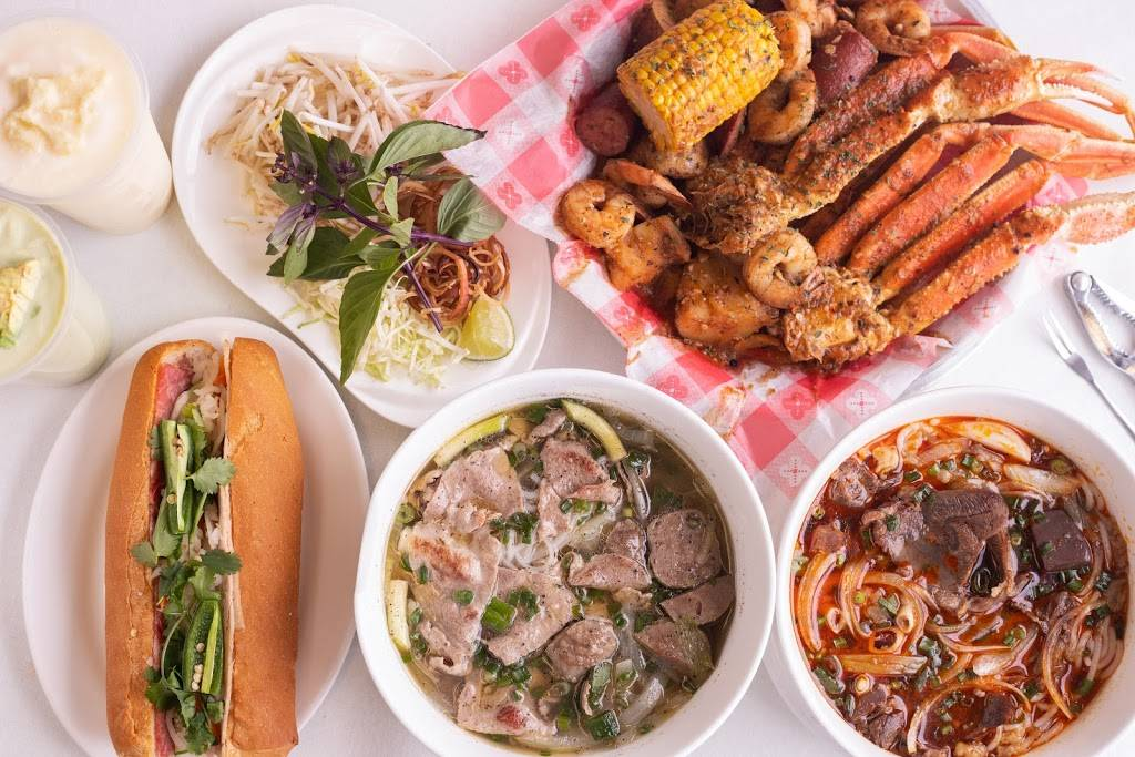 Joyful House Vietnamese Cuisine and Seafood - cafe  | Photo 2 of 9 | Address: 3900 S Grand Blvd, St. Louis, MO 63118, USA | Phone: (314) 696-8255