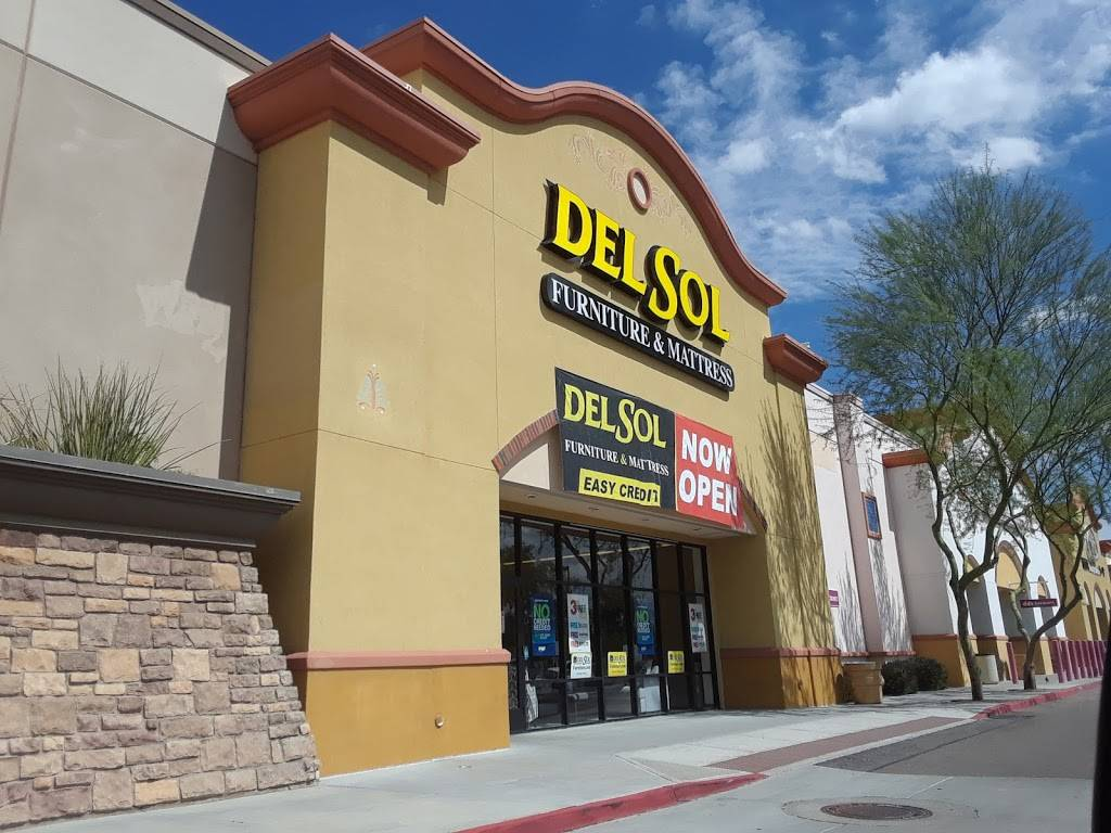 Del Sol Furniture & Mattress - furniture store  | Photo 10 of 10 | Address: 1036 E Southern Ave Suite 118, Mesa, AZ 85204, USA | Phone: (480) 750-8915