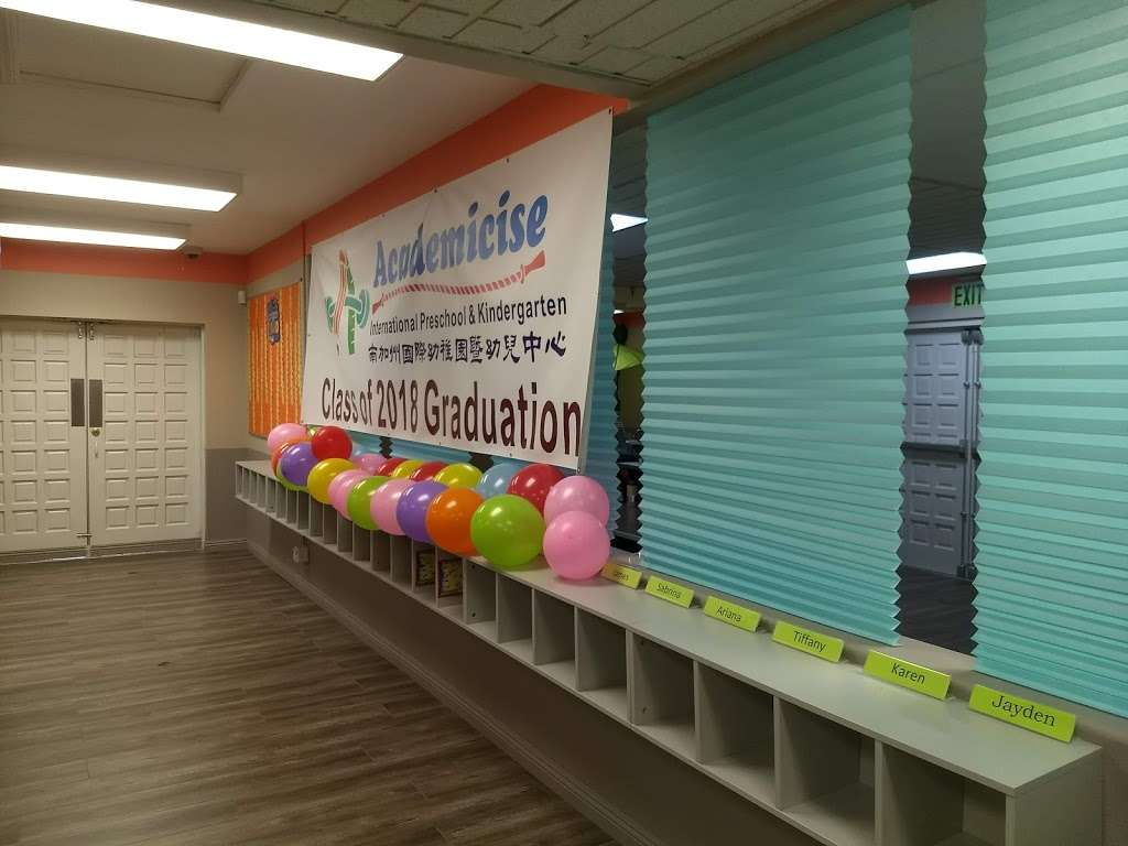 Academicise International Preschool & Kindergarten - school  | Photo 3 of 3 | Address: 325 Live Oak Ave, Arcadia, CA 91006, USA | Phone: (626) 623-6020
