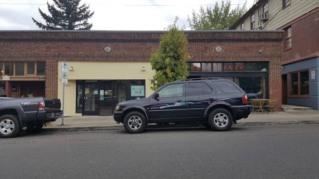 The Peoples Yoga - gym    Photo 4 of 10   Address: 3014 NE Killingsworth St, Portland, OR 97211, USA   Phone: (503) 877-9644