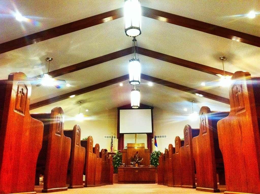 Wyandotte Tabernacle - Church | 1229 S 59th St, Kansas City