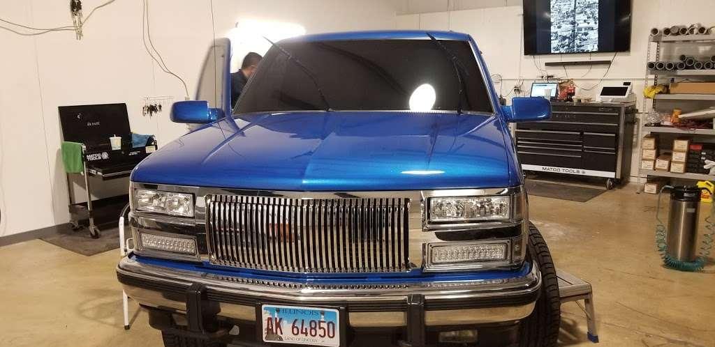 EMJ WINDOW TINT SPECIALISTS - car repair  | Photo 2 of 10 | Address: 2291 Cornell Ave, Montgomery, IL 60538, USA | Phone: (224) 318-6134