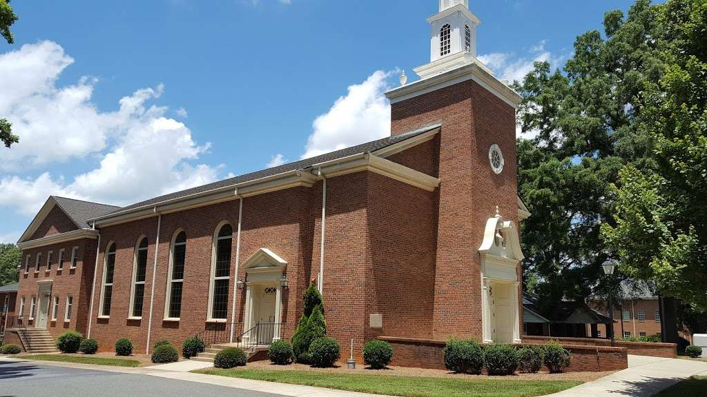First Baptist Church - Huntersville - church  | Photo 2 of 10 | Address: 119 N Old Statesville Rd, Huntersville, NC 28078, USA | Phone: (704) 875-6581