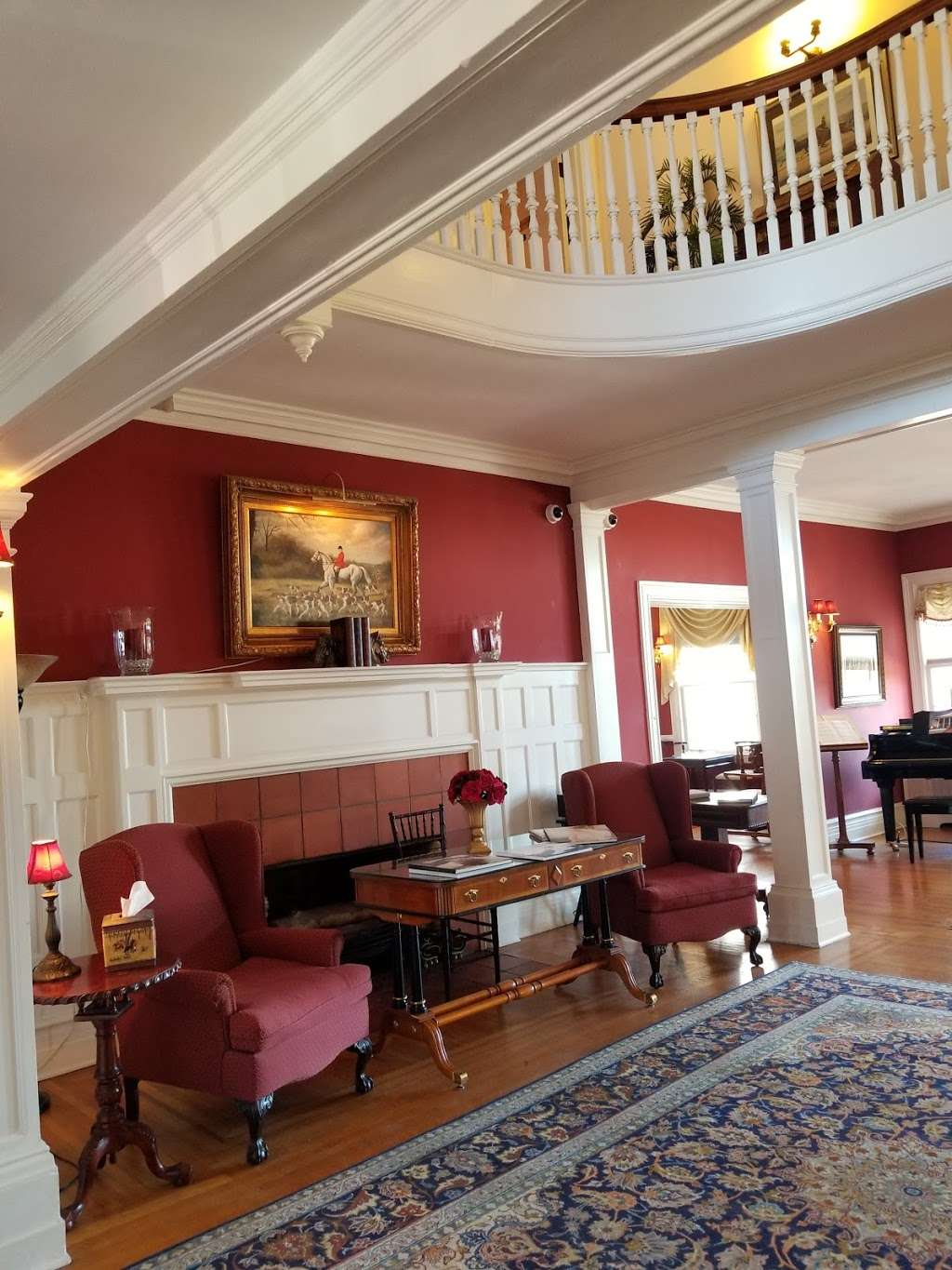 Historic Rosemont Manor - cafe  | Photo 2 of 10 | Address: 16 Rosemont Manor Ln, Berryville, VA 22611, USA | Phone: (540) 955-2834
