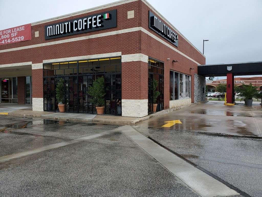 Minuti Coffee - cafe  | Photo 3 of 10 | Address: 19730 TX-249, Houston, TX 77070, USA | Phone: (832) 869-4890