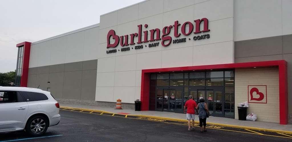 Burlington - clothing store  | Photo 1 of 10 | Address: 1925 Turnbull Ave, The Bronx, NY 10473, USA | Phone: (718) 518-3190